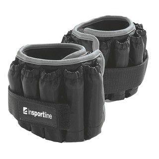 Obciążenie regulowane na nogi kostki inSPORTline Ankler X 2x2,25 kg