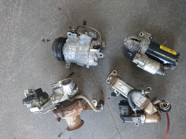 Válvula EGR, Turbo, Motor de arranque, Compressor de ac BMW 318d E90