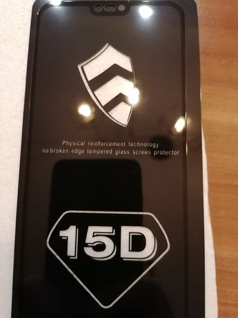 Huawei P20 lite szyba 15D