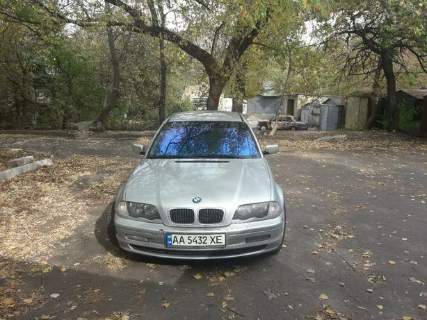 BMW 316i газ-бензин