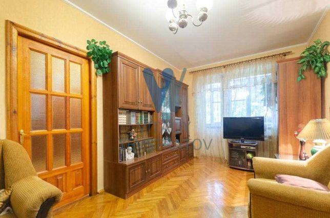 Продаж 2к квартири у 900 метрах від метро Видубичі, Печерськ