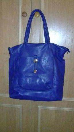 продам сумку синюю