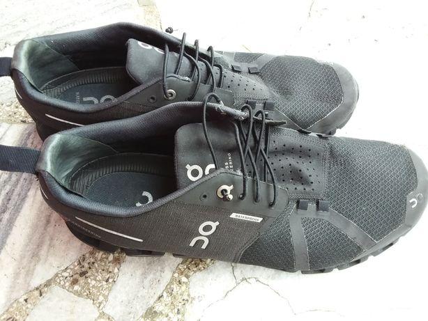 Buty do biegania QN rozm 45 czarne Okazja cena ost.