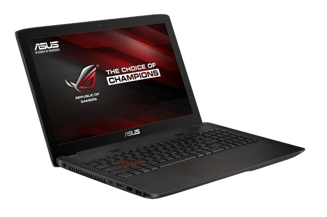 ASUS ROG GL552VW 15,6'/Intel Core i7-6700HQ 3.5GHz/16Gb/GTX 960M