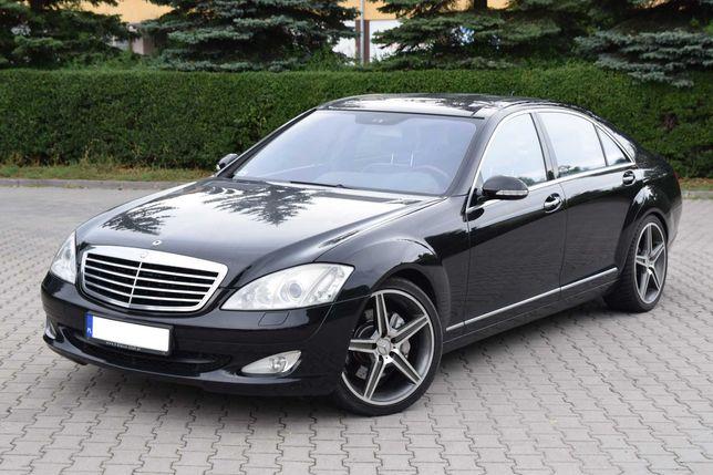 Mercedes S Klasa 4MATIC 320CDI Long Zobacz Foto i Opis moż. zamiana