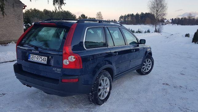 Volvo XC 90 2.9 ben /gaz 272 KM