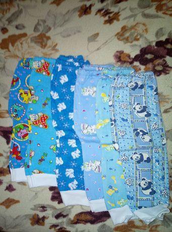 Штанишки 18 размер 80 рублей