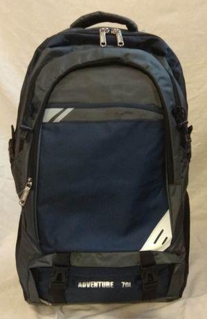 Универсальный рюкзак для ноутбука, ручной клади, путешествий. 55литр