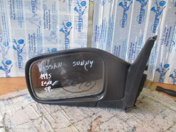 Espelho preto base 023254 NISSAN / SUNNY / 1995 / ESQ / 5P / MANUAL /