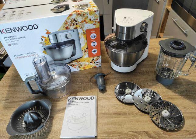 Wielofunkcyjny robot kuchenny Kenwood