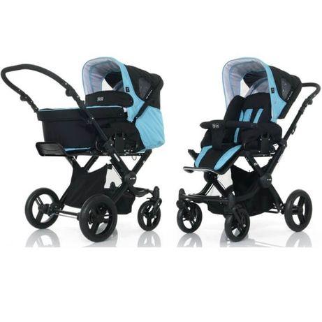 Универсальная коляска 2 в 1 ABC Avus for Babyzone