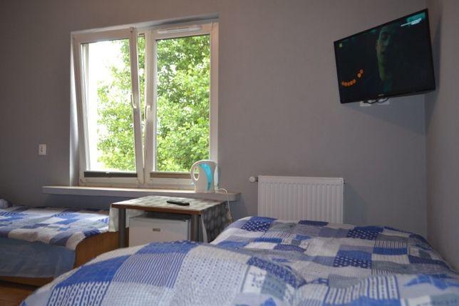 Pokoj dla 1-3 osob w Mielnie z łazienką w centrum