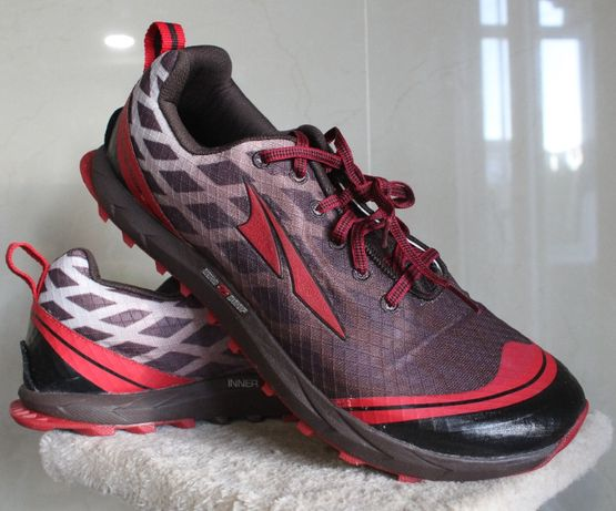 Sapatilhas Trail Altra Superior 2.0 Red/Chocolate
