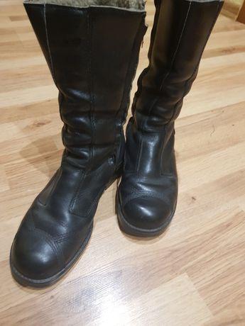 Сапожки,черевики  чол.,шкіра,зима,42р