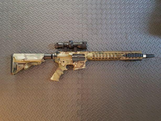 """Replika ASG Specna arms SA-B14 KeyMod 12""""- Multicam"""