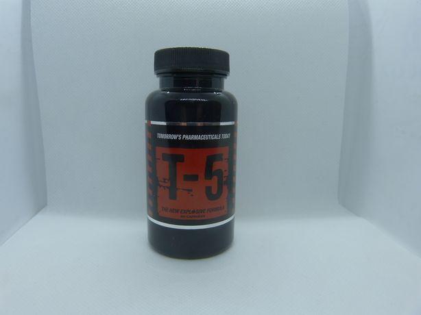 Suplement T5 60 kap spalacz tłuszczu-Szybka Dostawa