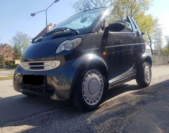smart 2000r. Cabrio