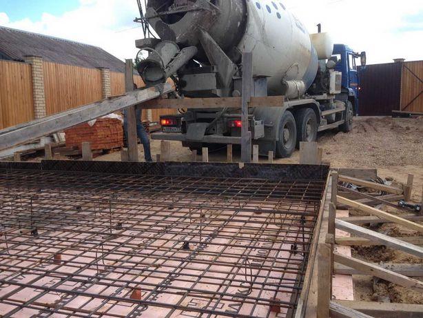 Глеваха товарный бетон м200, м250, сухой бетон  бетононасосы , до -30%