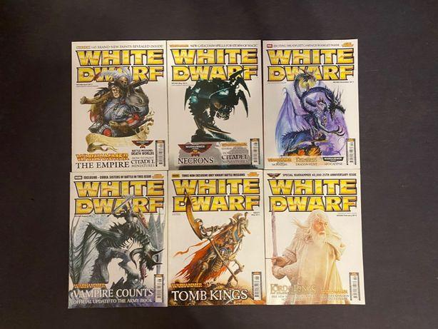 Warhammer-Magazyny White Dwarf