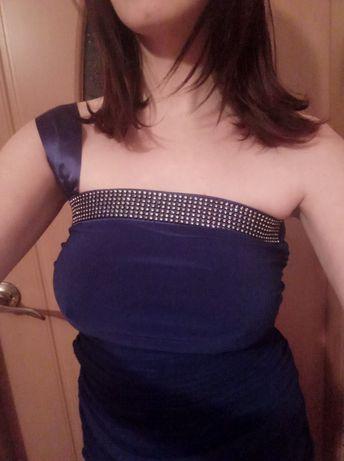 Продам- очень классные вечернее  платье! Р 44