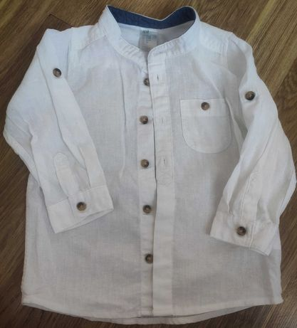 Сорочка для хлопчика 80р