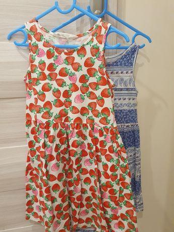 Sukienki H&M 122/128