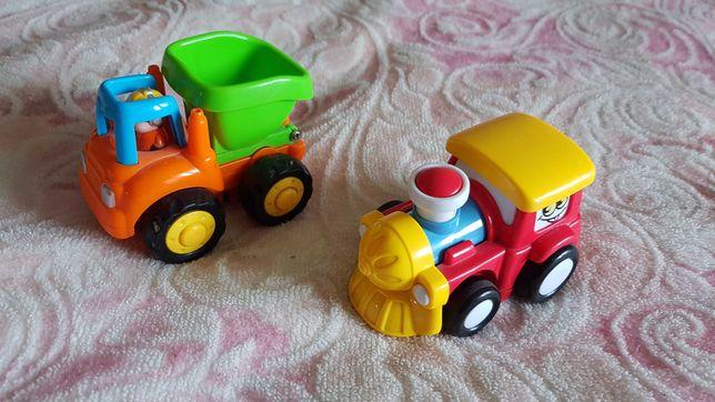 Samochodziki dla chłopca zabawki