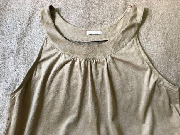 Платье-сарафан свободного кроя (размер М)