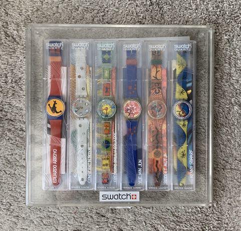 Caixa com 6 Swatch de Coleção