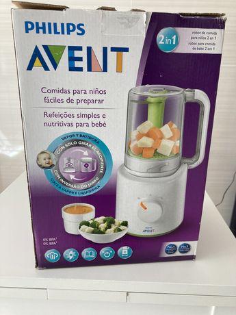 Robot Cozinha Avent - Coze e Tritura
