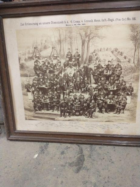 Stare tablo I wojenne
