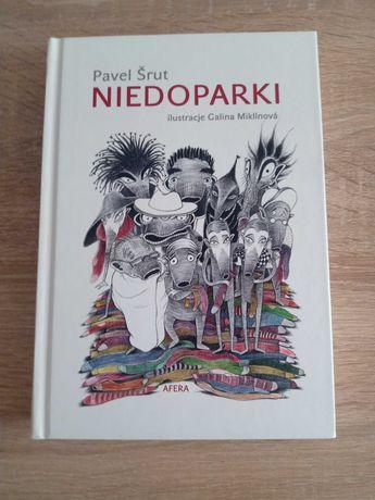 Książka Niedoparki P. Šrut Stut
