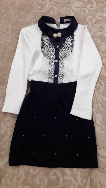 Школьная блузочка  Suzie