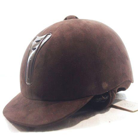 capacete de equitação