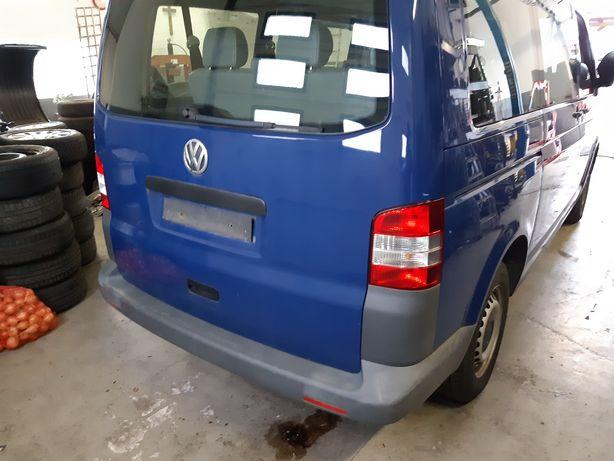Volkswagen transporter T5 lift CAA DAWCA