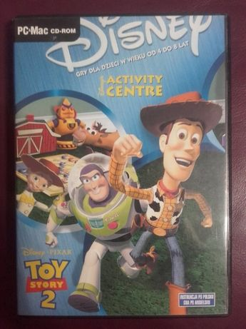 Toy Story 2 - Disney Activity Center - gra PC