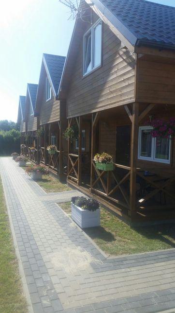 Domki Letniskowe Turkus Rewal wakacje lato 2021 domki nad morzem