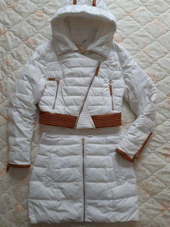 Пуховик LYPULY, куртка-трансформер, курточка зимняя, пальто