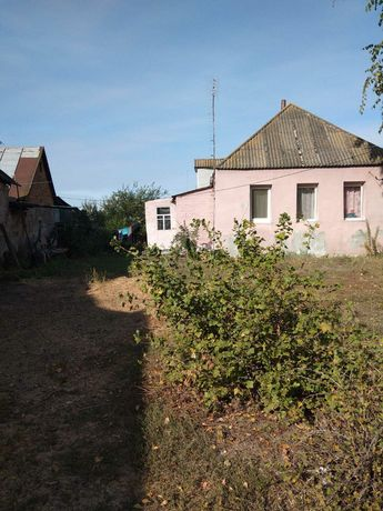 Продам дом перед Волчанском.