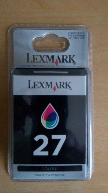 Toners Lexmark 27 color