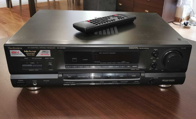 Technics SA –GX 390