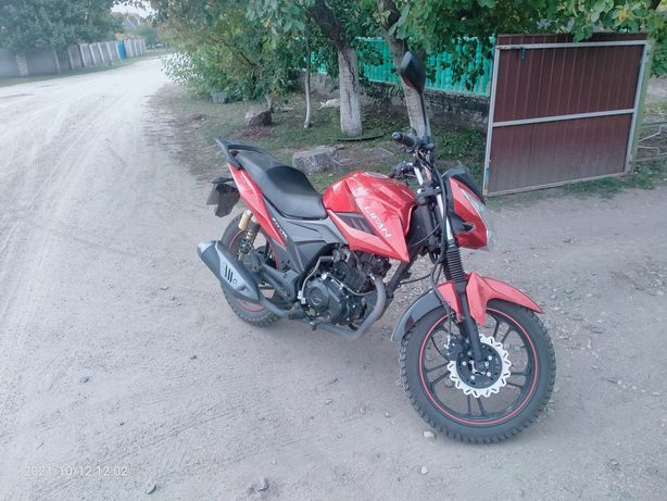 Продам Мотоцикл Lifan CityR 200