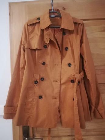 NOWA CENA! Płaszcz, trencz na wiosnę Orsay, r. 38, nowy, bez metki
