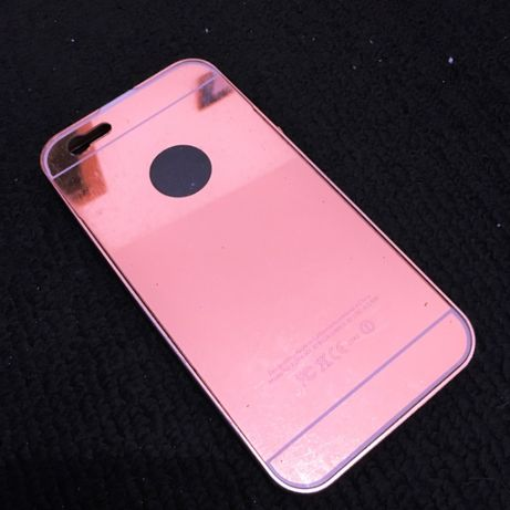 Capa Rose Gold Espelhada - iPhone 6S