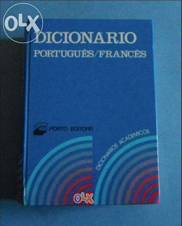 Dicionario português / francês