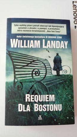 Requiem dla Bostonu - William Landay