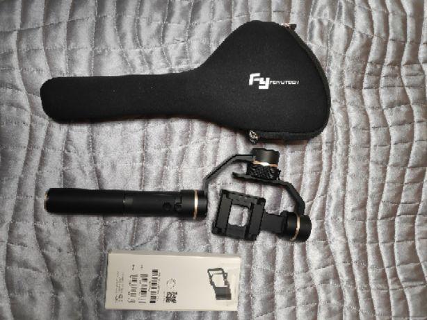 Gimbal Feiyu Teh SPG + orginalny adapter do GOPRO