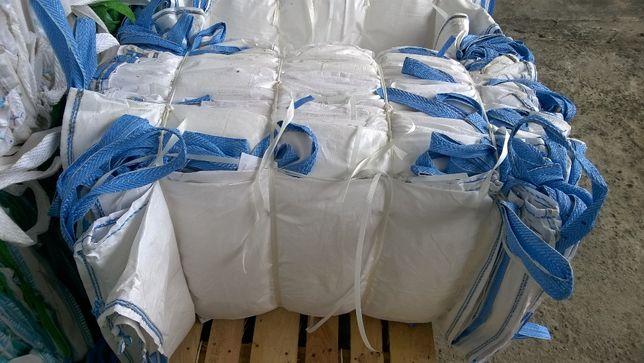 Worki Big Bag 95/96/120 uzywane mocne solidne H U R T Detal