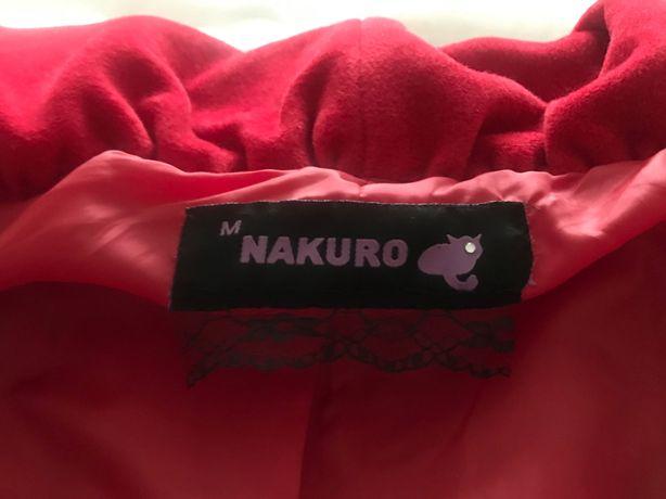 Casaco Vermelho NAKURO