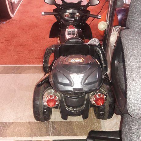 Продам  мотоцикл на акумуляторі